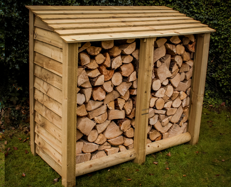 Large Log Store by Berkshire Log Stores