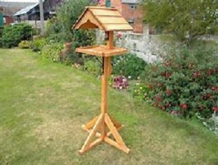 wey bird table