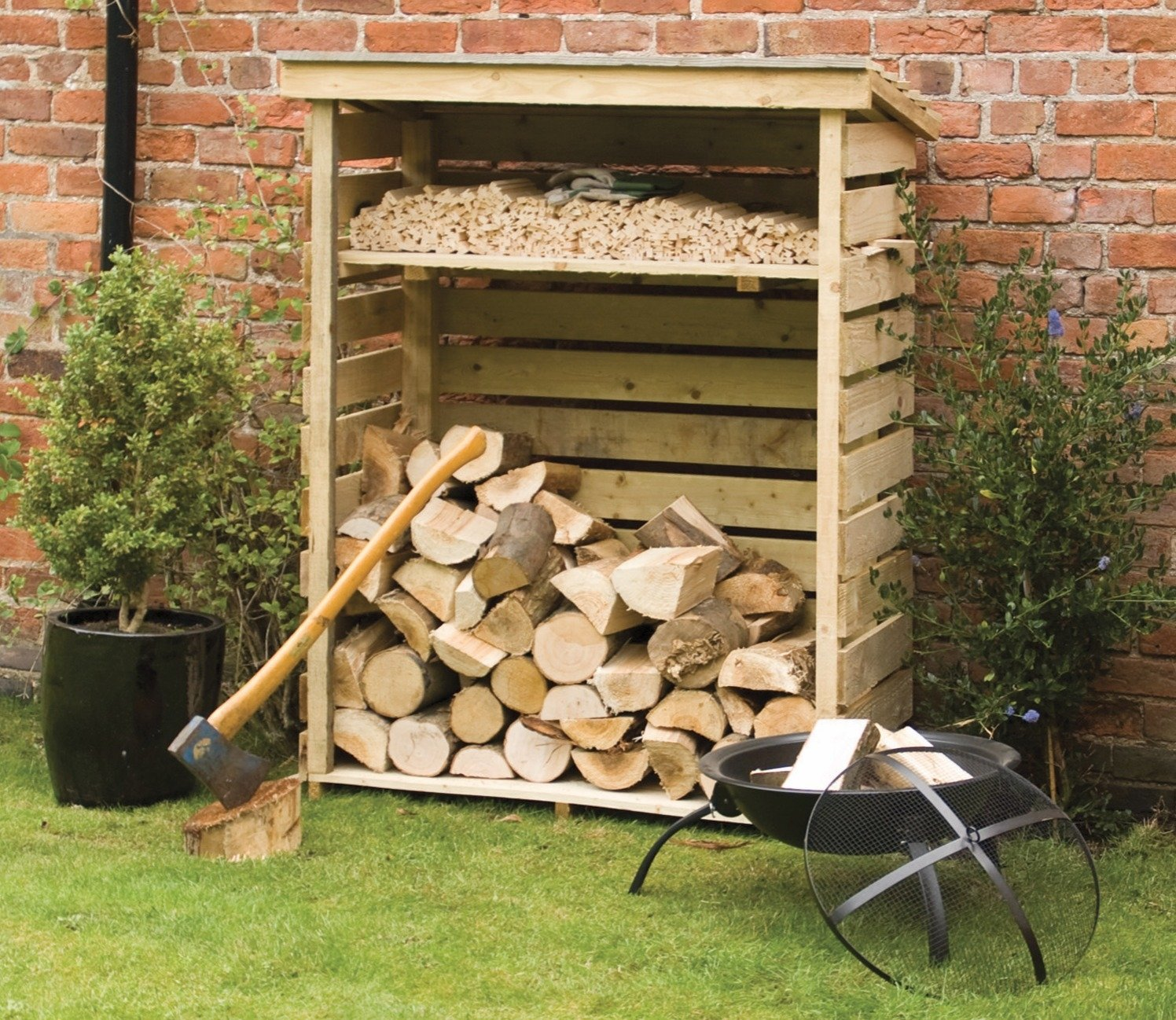 Log Store by Berkshire Log Stores